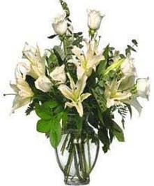 A Lovely White Bouquet!